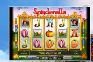 Spinderella Bonus ohne Einzahlung