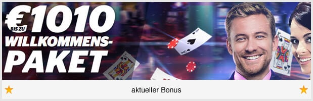 10bet Casino Bonus: