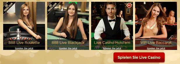 888 Casino Dauer für PayPal Einzahlung schnell & sicher
