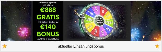 888 casino bester bonus