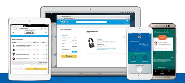 PayPal: schnell und sicher Zahlen von zu Hause und unterwegs