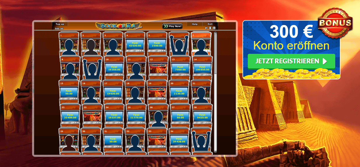 book of ra casino tricks