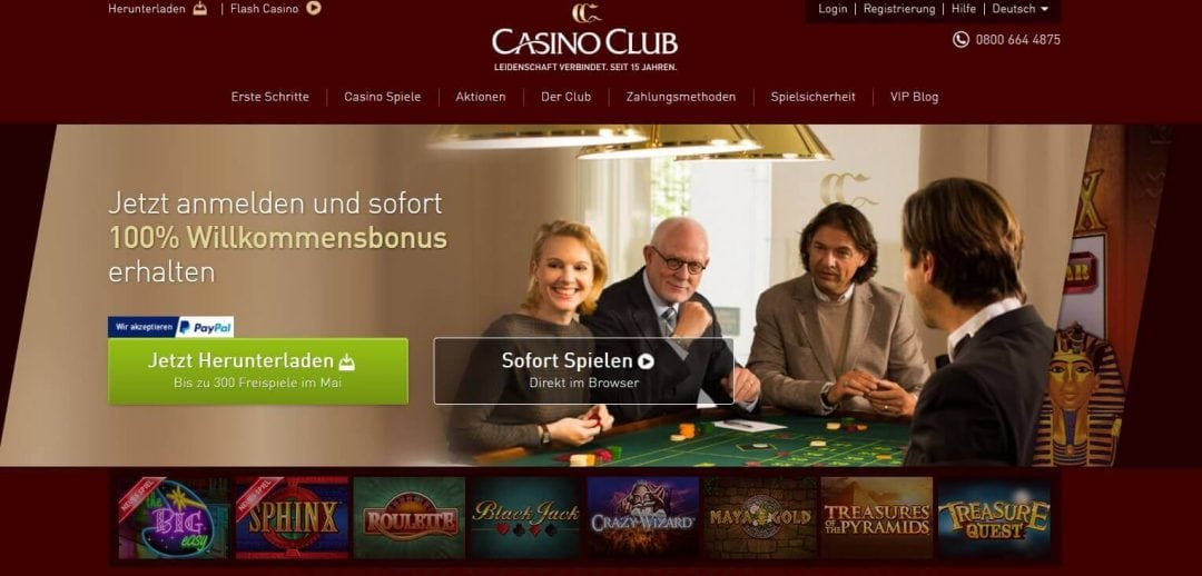 serioses online casino mit einzahlung