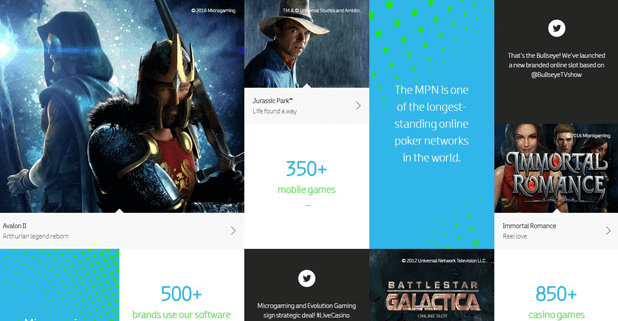 Casino Games mit PayPal: Microgaming ist der Pionier der Online Casinos