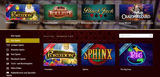 CasinoClub Dauer für PayPal Einzahlung gering – schnelles Spielen garantiert
