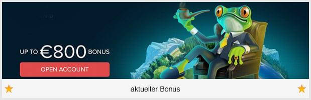 Casino Land Bonus: 800 Euro für neue Kunden