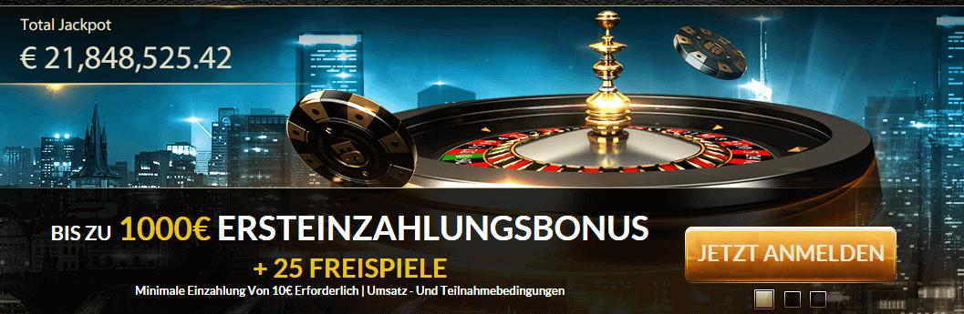 Casino mit Sofortüberweisung