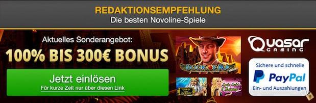 Casinoempfehlung_Quasar_Paypal