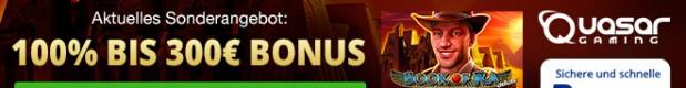 QuasarGaming Casino Empfehlung