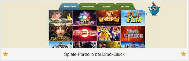 DrueckGlueck_Spiele