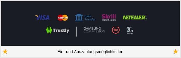 Dunder Casino Auszahlungen