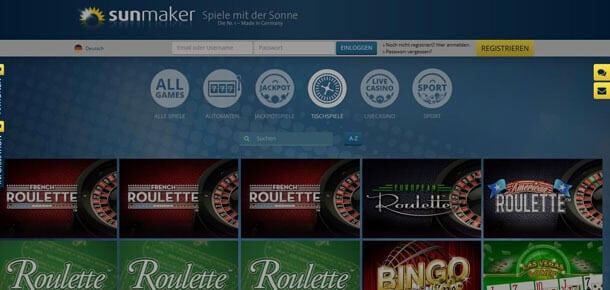 Merkur Roulette Bonus online