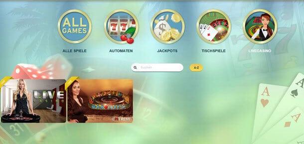 Spielspaß online garantiert