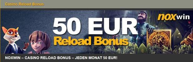 50 Euro pro Monat beim Aufladen