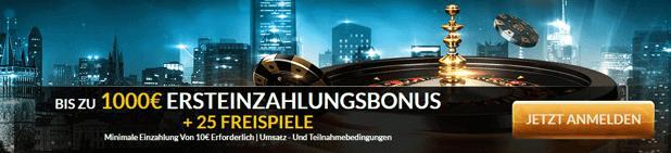 Eurogrand Casinos mit PayPal Bonus bei der Ersteinzahlung