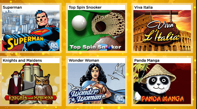 Online Slots Casino mit Echtgeld