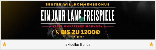 ShadowBet Bonus: 1.200 Euro + 200 Freispiele für Neukunden