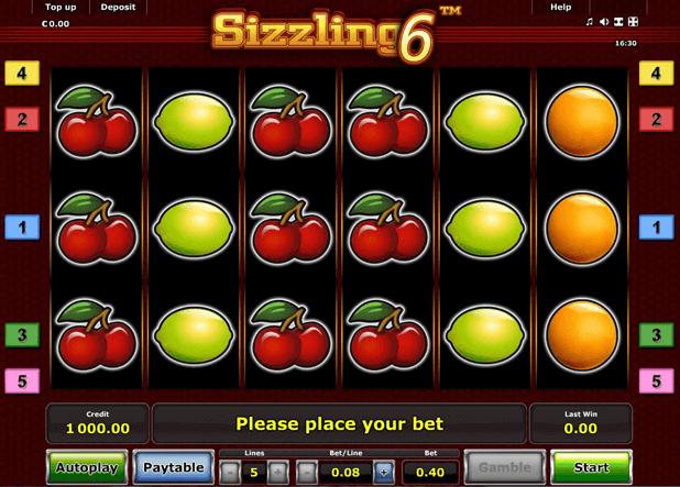 Sizzling Hot Online Casino mit PayPal bezahlen und sofort spielen