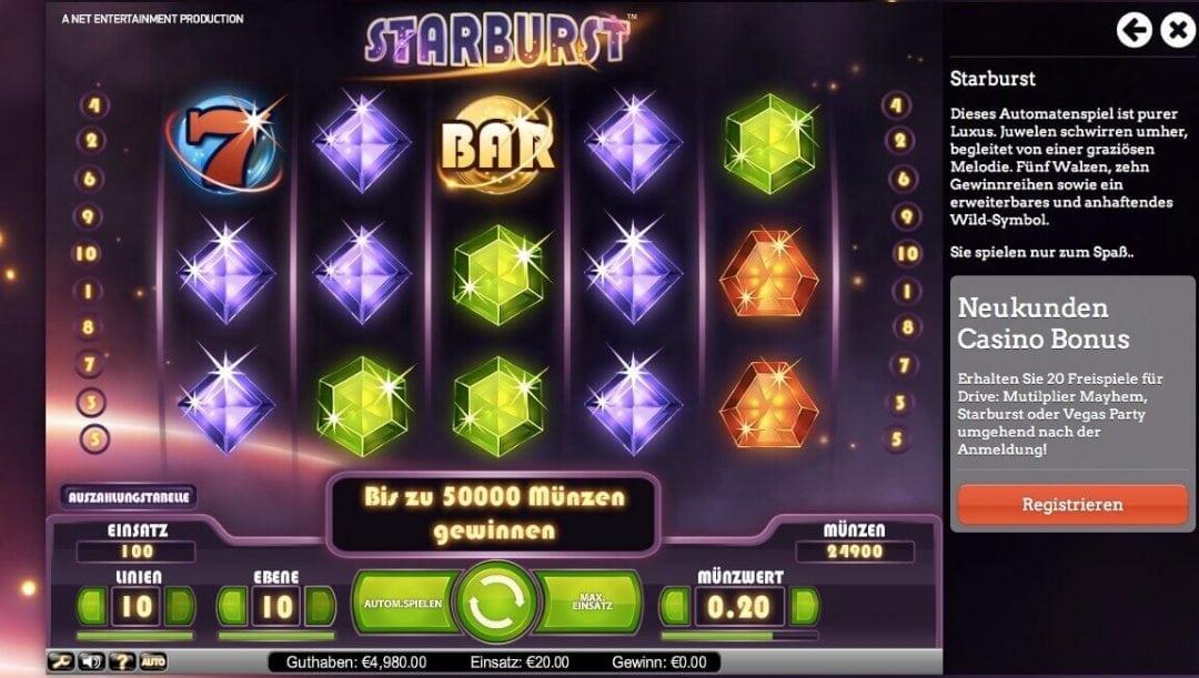 online casino free spins ohne einzahlung spielen casino