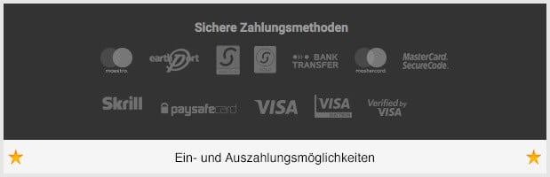 Unibet Casino Auszahlungen