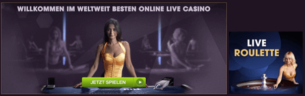 William Hill Live Roulette Casino