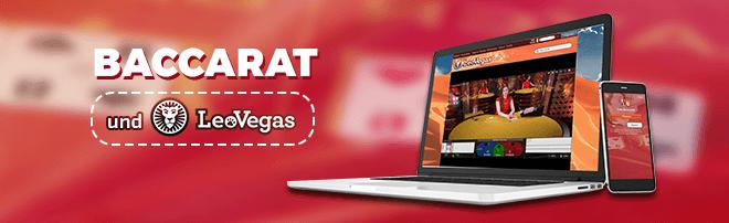 LeoVegas Casino Baccarat