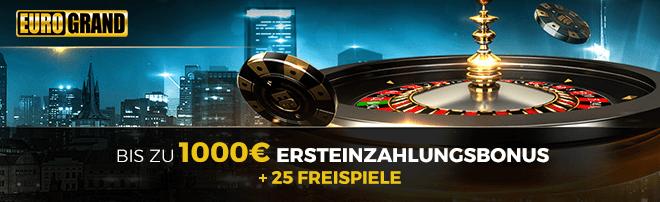 Eurogrand Casino Baccarat