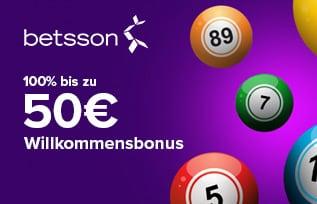 betsson 50 Euro Bonus