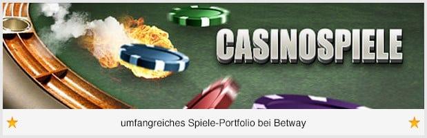 Betway Casino Erfahrungen
