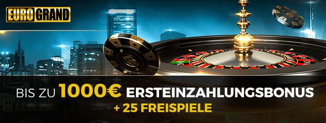 Paysafecard Casino Eurogrand