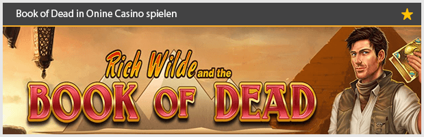 online casinos mit book of dead