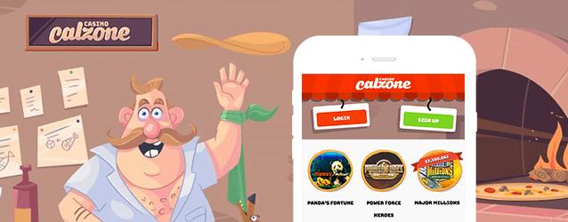 Casino Calzone Mobil