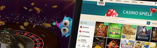 Drückglück Casino Freispiele