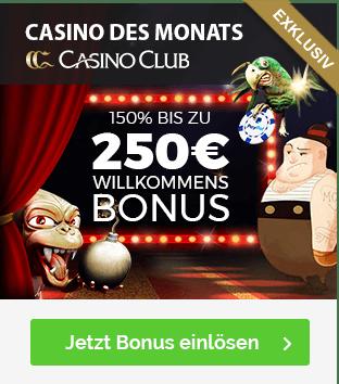 CasinoClub Empfehlung