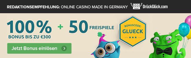 Redaktionsempfehlung Casino Deutschland