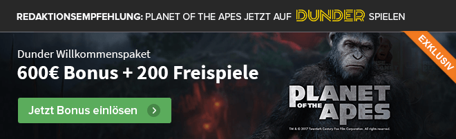 Redaktionsempfehlung Planet of the Apes