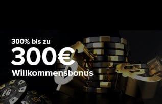 Eurogrand 300 Euro Willkommensbonus