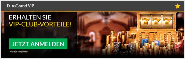 Eurogrand Casino VIP