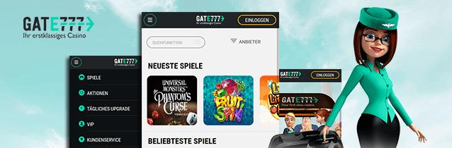 Gate 777 Casino App