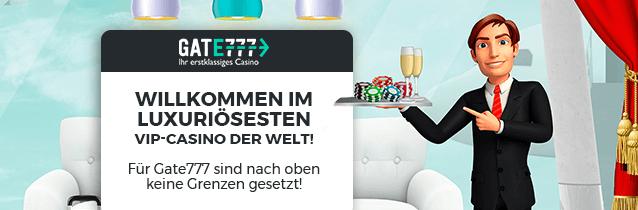 Gate 777 Casino VIP