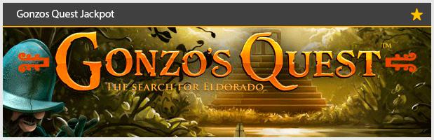 Gonzos Quest Jackpot