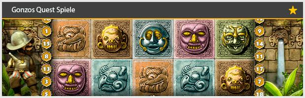 Gonzos Quest Spiele