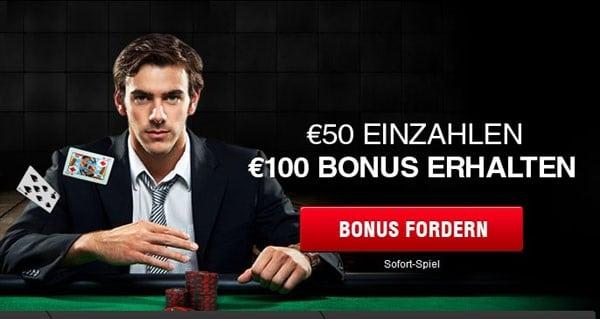 Doppeltes Geld mit dem Titan Poker Einzahlungsbonus