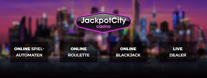 Jackpotcity Casino Spiele Angebot