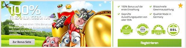 lapalingo.com Casino Bonus