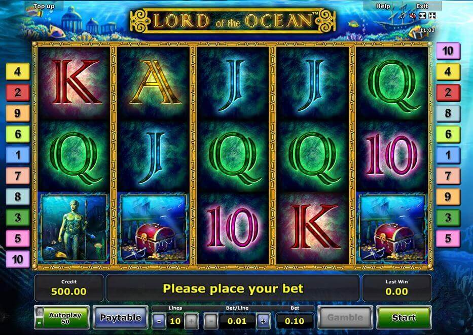 online casino best lord of ocean tricks