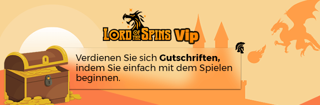 Lord of the Spins VIP