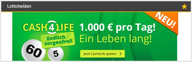 Lottohelden Webseite
