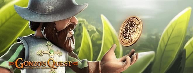 Netent Gonzos Quest