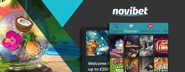 Novibet App